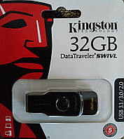 Флеш накопитель Kingston DataTraveler SWIVL 32 гб 3.1