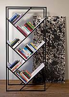 Стеллаж книжный в стиле Loft
