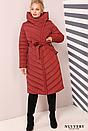 Зимнее женское пальто удлиненное Nui very, фото 8