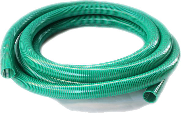 Шланг гофра Evci Plastik зеленаянапорно-всасывающая диаметр 25 мм, длина 10 м