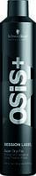 Суперсухой лак сильной фиксации SCHWARZKOPF Osis+ Session Label Super Dry Fix Strong HairSpray 500мл