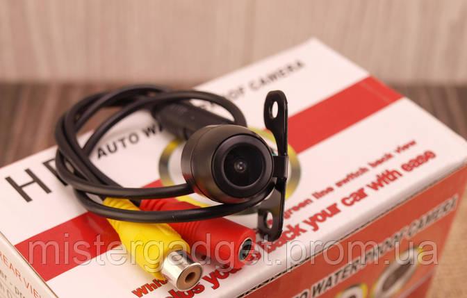 Камера заднего вида E510 Бабочка с разметкой, фото 2