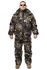 """Зимний дышащий костюм, штаны полукомбинезон зимний """"Снайпер"""" Есть все размеры с 46-66"""