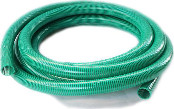 Шланг гофра Evci Plastik зеленаянапорно-всасывающая диаметр 25 мм, длина 25 М.