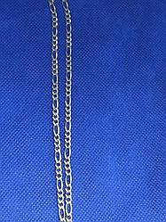 Серебряная цепочка 925 пробы унисекс