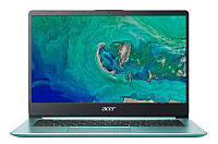 Ноутбук Acer Swift 1 SF114-32 14FHD IPS/Intel Cel N4000/4/128F/int/Lin/Green