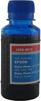 Чернила для принтеров Epson LOMOND LE08-001C Cyan,100 мл.
