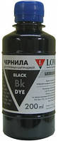 Чернила для принтеров Epson LOMOND LE08-002Bk Black,200 мл