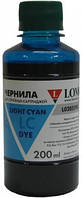 Чернила для принтеров Epson LOMOND LE08-002LC Light Сyan, 200 мл