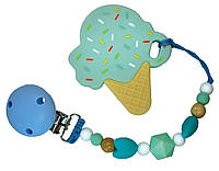 Прорезыватель Tiny world Мятное мороженое (sa-0004)