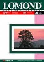 Бумага для струйных принтеров глянцевая Lomond 150 г/м2  А4 25л.