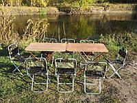 """Мебель для пикника, туризма, кемпинга и отдыха """"Кемпинг F2+8"""" (2 стола и 8 стульев)"""