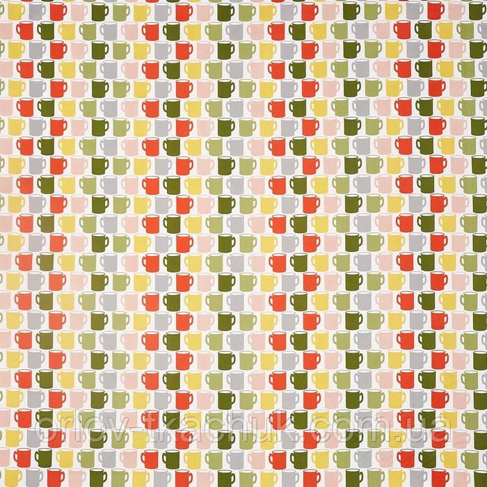 Інтер'єрна тканина Mug Of Tea Pick 'n' Mix Prestigious Textiles