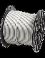 Трос стальной оцинкованный 3мм (DIN 3055 6x7)