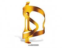 Флягодержатель EXUSTAR BC600GD Pl золотой