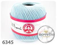 Madame Tricote Maxi № 6345 голубой