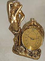 "Часы каминные ""пара влюбленных"" , фото 1"