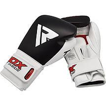 Боксерские перчатки RDX Pro Gel 16 ун., фото 3