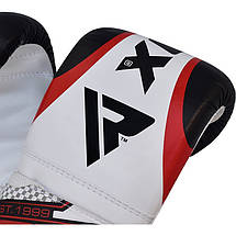 Снарядные перчатки, битки RDX Red, фото 2