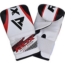Снарядные перчатки, битки RDX Red, фото 3