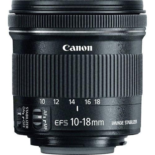 Canon EF-S 10-18mm f/4.5-5.6 IS STM Гарантия от производителя / на складе