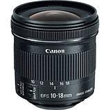 Canon EF-S 10-18mm f/4.5-5.6 IS STM Гарантия от производителя / на складе, фото 2