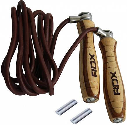 Скакалка RDX Leather, фото 2
