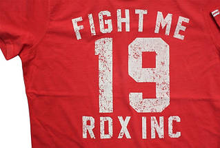 Футболка RDX T-shirt Fight Me S, фото 3