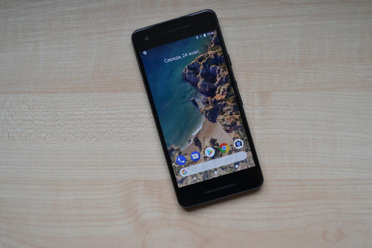 Смартфон Google Pixel 2 64Gb Just Black Оригинал!