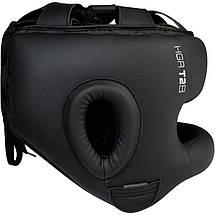 Боксерский шлем тренировочный RDX с бампером M, фото 2