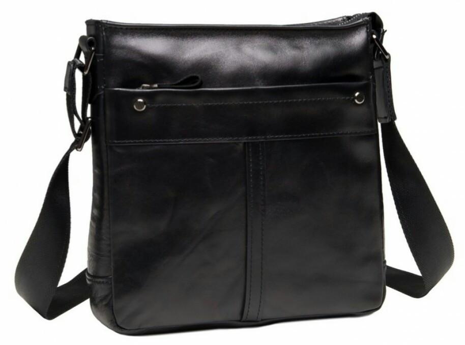 91144eacaa07 Сумка Tiding Bag 8030A, мужская, цвет черный - SUPERSUMKA интернет магазин  в Киеве