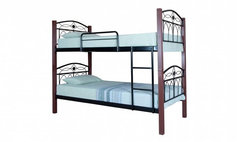 ✅Двухъярусная кровать Элизабет ТМ Melbi, фото 2