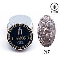 Diamond Gel8g №017