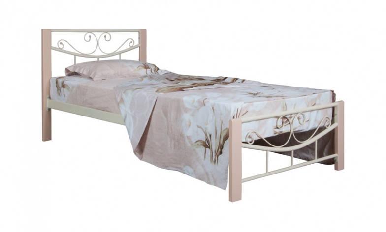 Кровать Эмили односпальная 90х190 см ТМ Melbi, фото 2