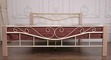 Кровать Эмили двуспальная 140х190 см ТМ Melbi, фото 3