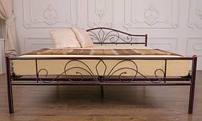 Кровать Лара Люкс двуспальная 120х190 см ТМ Melbi, фото 2