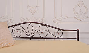Кровать Лара Люкс двуспальная 120х190 см ТМ Melbi, фото 3