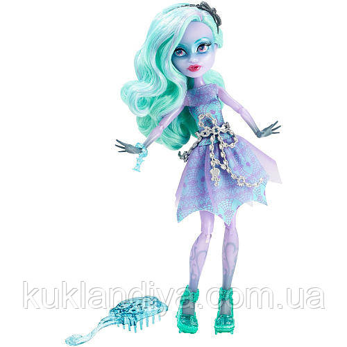 Кукла Monster High Твайла Населенные призраками - Getting Ghostly