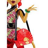 Кукла Джинафаер Лонг Скарместр Monster High - New Scaremester Jinafire Long, фото 3