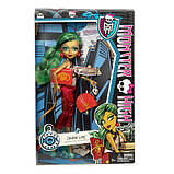 Кукла Джинафаер Лонг Скарместр Monster High - New Scaremester Jinafire Long, фото 4