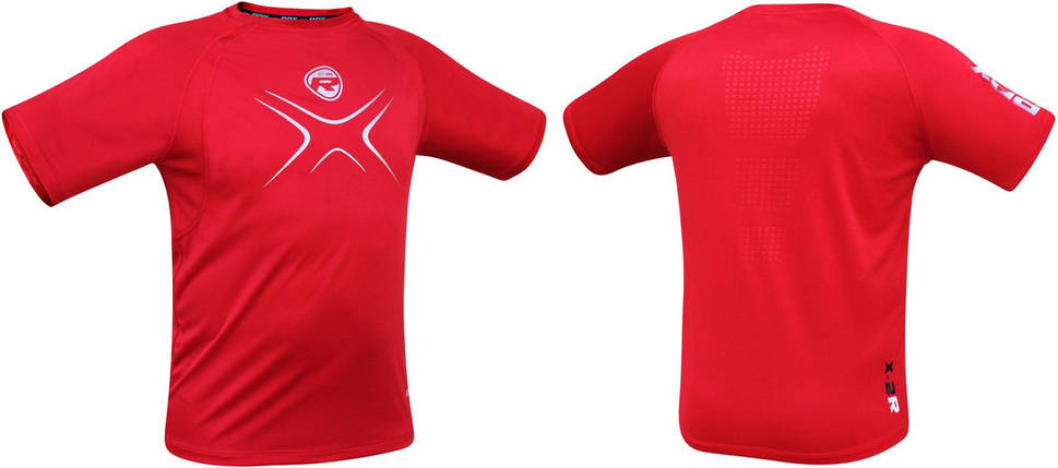 Футболка RDX Mens Red Training M, фото 2