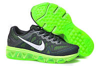 Женские кроссовки Nike Air Max Tailwind 7 black-green