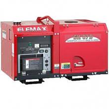 Дизельна електростанція Elemax SH07D