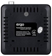 Цифровая приставка ERGO 302 DVB-T2, фото 2