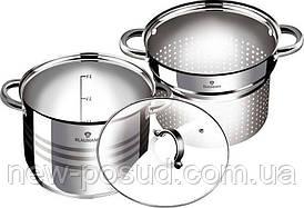 Набор посуды 3 предмета Gourmet Line Blaumann BL-3132