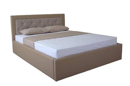 Кровать Флоренс с подъемным механизмом 140х190 см ТМ Melbi, фото 2