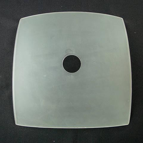 Плафон белый цоколь Е-27 PL-SW9047 J стекло