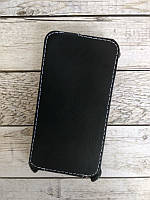 Чехол флип  Samsung  Galaxy J8/ j810 (2018) черный глянец