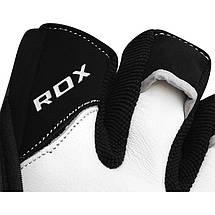 Перчатки для зала RDX Pro Lift Gel L, фото 2