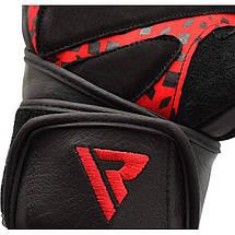 Перчатки для зала RDX Membran Pro L, фото 3